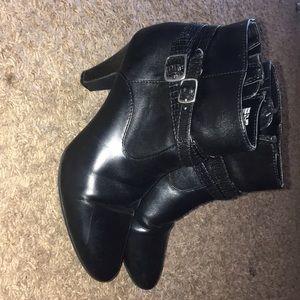Heeled booties!!!!